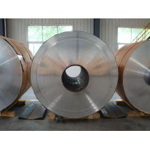 Conversion de feuille d'emballage en aluminium pour l'emballage du thé Minceur 0,005mm - 0.009mm