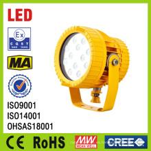 CE RoHS aprobado minera proyector del LED / luz del punto