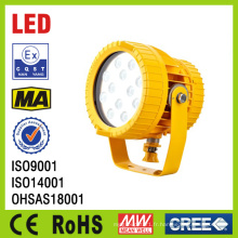 40W 60W minière LED Explosion Proof Spot Light