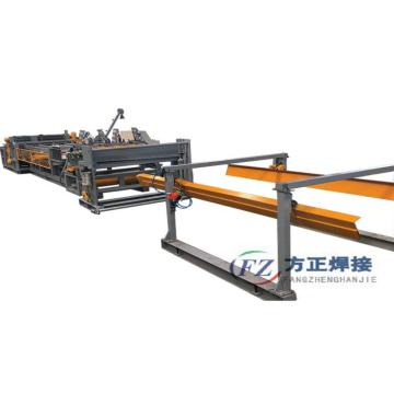 Fully Automatic Welded Wire Mesh Fence Machine