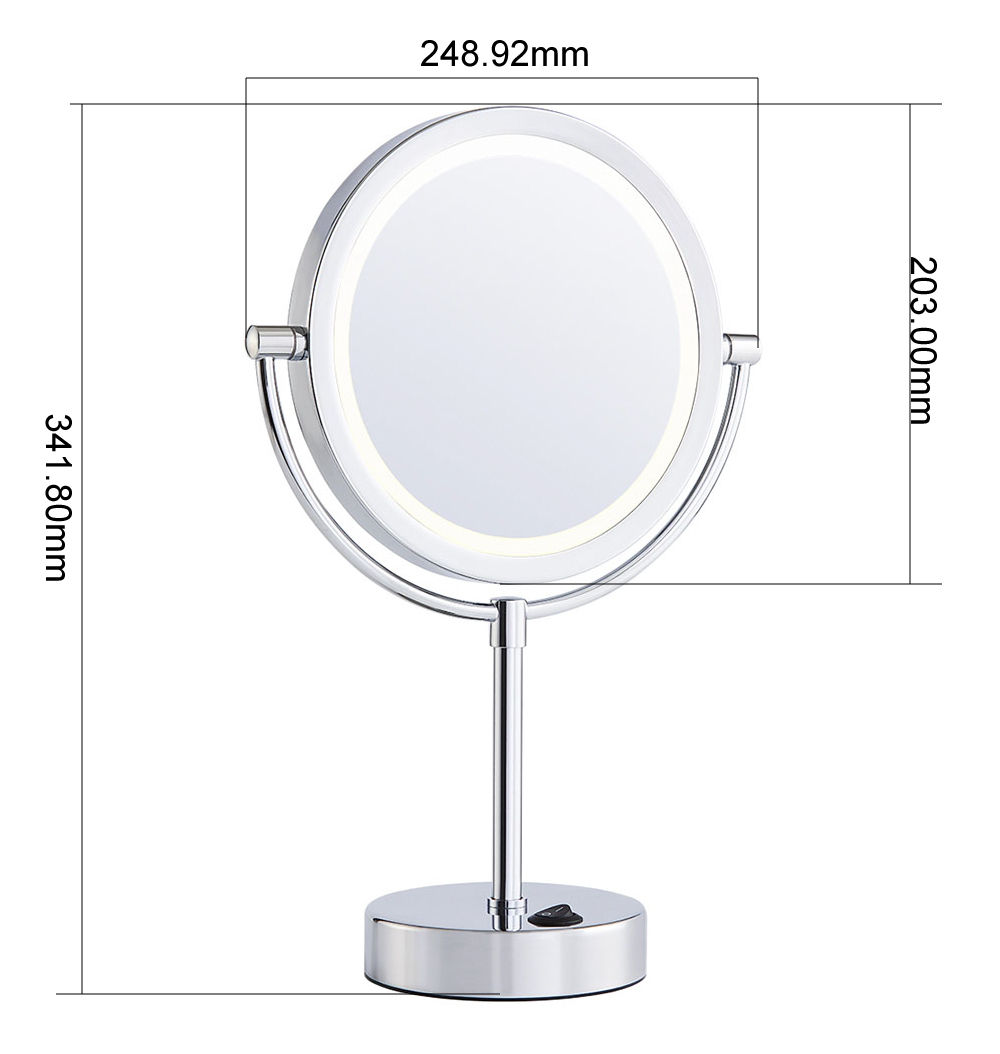 beauty vanity mirror