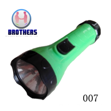 Plastic Big LED Outdoor Torch (007)