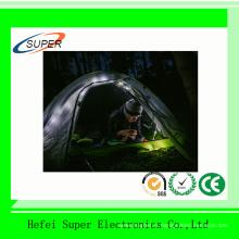 Tentes portatives de protection solaire extérieure