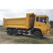 camión volquete de servicio pesado ligero