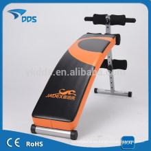 Banco de pesas de fitness con altura ajustable utiliza Banco de peso para la venta