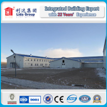 Pre-Engineered Warehouse/Widely Span Steel Structure Warehouse/Steel Structure