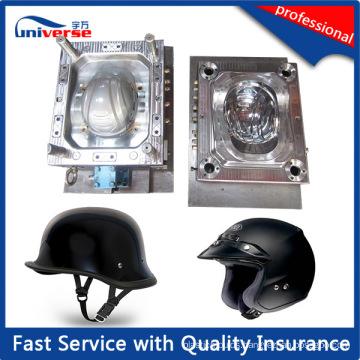 Professional Plastic Injection Mold Manufacturer Motorcycle Helmet Moulding