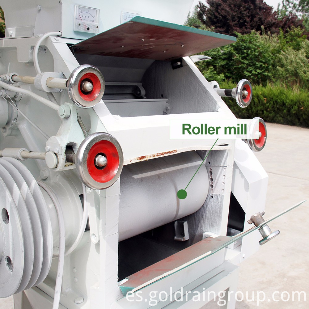 small roller mill