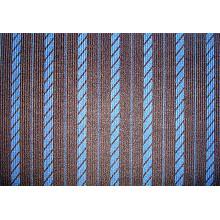 Tissu en velours côtelé en coton teinté au fil