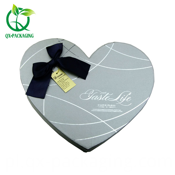 Heart shaped candy boxes wholesale