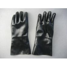 Guantlet Cuff Black Neoprene Industrial Work Glove (5341)