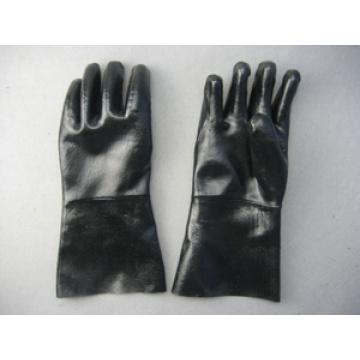 Gant Guantlet Cuff Black Neoprene Industrial Work (5341)
