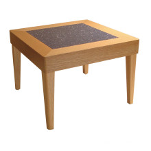 High Quality Wooden Hotel Coffee Table Hotel Furniture