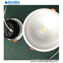 Big Hole et Big Angle LED COB Down Light 30W