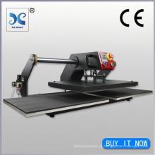 Máquina de transferência de calor pneumática FJXHB2 16x20 Estações duplas