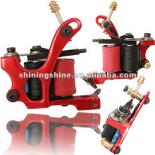 2016 hot sale new design air powered aluminum tattoo machine