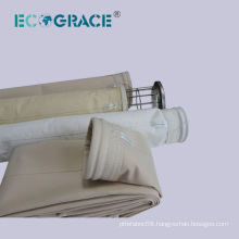 industrial fiberglass fabric filter bag with PTFE for factory