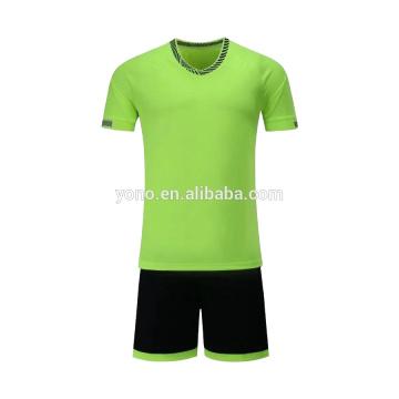 2017 новый дизайн футбол дети Джерси Размер красочный футбол Джерси