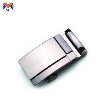 Boucle de ceinture ajustable en acier inoxydable pour hommes en métal