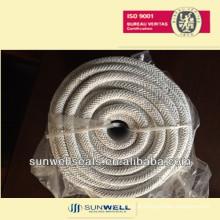 Fibra de cerâmica quadrada