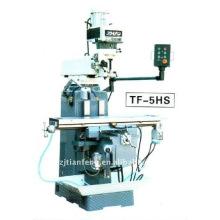 Fraiseuse ZHAOSHAN TF-5HS Machine CNC meilleure qualité