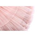Belle Poque de lujo de 3 capas suave red de tul rosa rosa crinolina enaguas enaguas para retro vintage vestidos BP000226-3