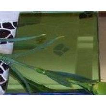 Vidro da maneira do verde escuro de 5.5mm uma para a decoração