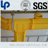 SGS made in chian manufacturer pvc cable trunking