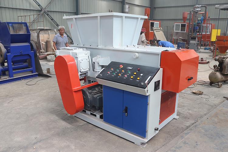 paper shredder machine industrial