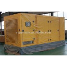 8kw-50kw pequeño generador diesel enfriado por agua de Supermaly