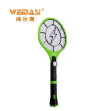 Detachable home hold multipurpose lighting rechargeable mosquito swatter for sale