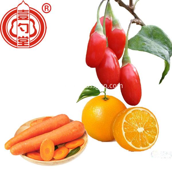 Dried Red Goij Berries Fruit