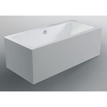Square Acrylic Bathtub
