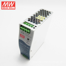 MEANWELL 75w to 960watt slim 120watt din rail power supply 48vdc single output with UL CE TUV GL SDR-120-48