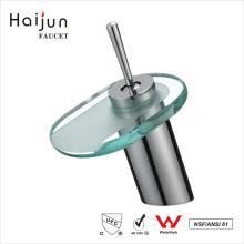 Haijun Popular Items cUpc Single Hole Waterfall Sink Faucet For Bathrooms