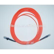 Câble de raccordement à fibre optique MTRJ / MTRJ MM