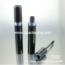 black big mascara tube