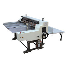 ST086 Semi-auto Cardboard Slitting Machine