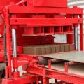 Hydraulischer Presseerdboden, der den Block herstellt, der Maschinenlieferanten in Südafrika bildet