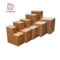 Bulk wholesale custom brown t shirt packaging box supplies