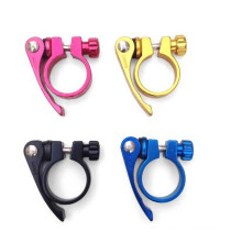 bicycle seatpost clamps 31.8 Aluminium CNC seatpost clamp for bicycle