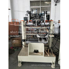 4 axis steel wire brush machine