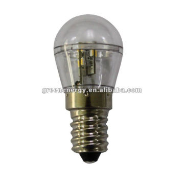 Lumière de baïonnette de 10-30V E14 LED, lampe automatique de LED