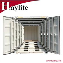 Le mini conteneur de haute qualité 10ft 9ft 8ft a employé l'entrepôt en acier de boîte de stockage