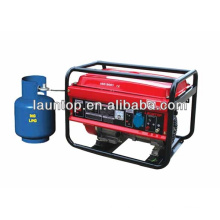 2kw used natural gas generator LPG2500 Liquefied Petroleum Gas