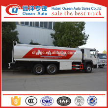 SINOTRUK 25000L fuel tanker truck price