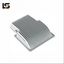100W led street light housing with die cast