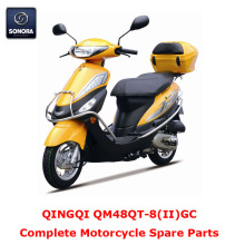 Qingqi QM48QT-8IIGC Complete Scooter Spare Part