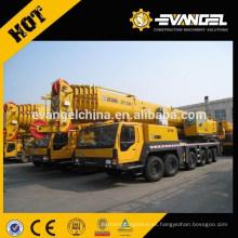 china popular 70 toneladas QY70K-I mitsubishi fuso camión grúa