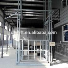 Elektrischer stationärer hydraulischer Treppenlift-Führungsschienenaufzug